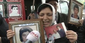 Kayıp Yakınlarından Anneler Günü Etkinliği