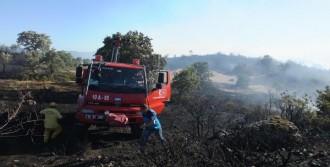 Kaynak Yaparken Yangın Çıkardılar