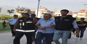 Gözaltına Alınan 3 Kişi Ödemiş'e Getirildi