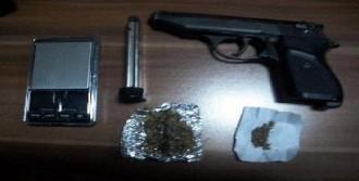 Kayseri'de 2 Uyuşturucu Satıcısı Tutuklandı