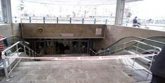 Merdiven Kazalarına Karşı Şerit Önlemi
