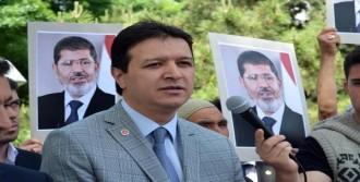 3 Siyasi Partiden Ortak Mursi Eylemi