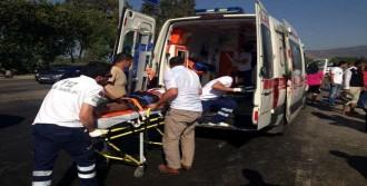 Can Pazarı: 1 Ölü, 6 Yaralı