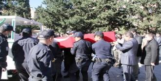 Kazada Ölen Komiserin Cenazesi Ankara'ya Gönderildi
