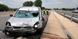 Kazada Yaralanan Karayolları İşçisi Öldü