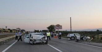 Kazan'da Trafik Kazası: 2 Ölü, 3 Yaralı