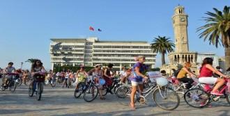Kent İçin Bisiklet Yolu Uzuyor