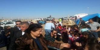 'Türkiye'yi Yanlarında Görmek İstiyorlar'