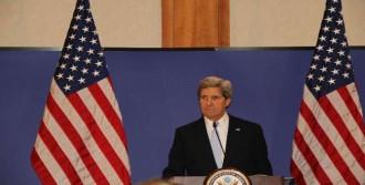 Kerry Ve Barroso Suriye Krizini Konuştu