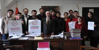 Keskin'e 'Genç Dostu Belediye Başkanı Adayı' Unvanı