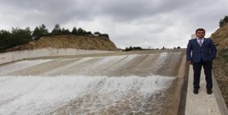 Kestel Ovası'nda Yapay Göl Oluştu