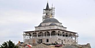 Kıbledağı Camii'nin Yapımı Tamamlandı