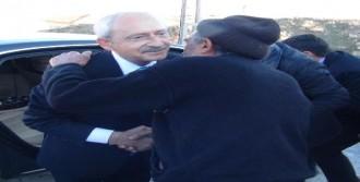 Kılıçdaroğlu, Çorum'da Şehit Evini Ziyaret Etti