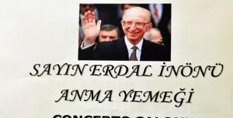 Kılıçdaroğlu, İnönü'yü Anma Yemeğine Katıldı
