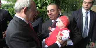 Kılıçdaroğlu, Köln'de Sivil Toplum Kuruluşunu ziyaret etti