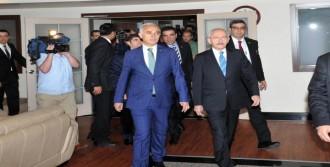 Kılıçdaroğlu MUSİAD'ı Ziyaret Etti