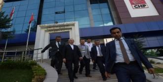 Kılıçdaroğlu, Eğitim Çalışmasını İzledi