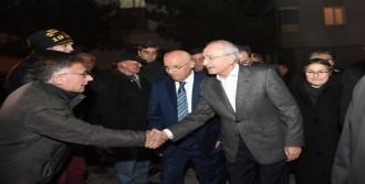 Kılıçdaroğlu'ndan Ali Tatar'ın Ailesine Ziyaret