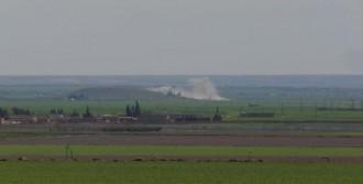 Kilis Sınırındaki Obüsler IŞİD'i Vuruyor