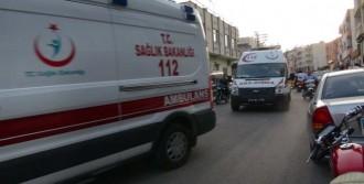 Kilis'e Yine Roket Atıldı