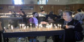 Kilisede Hıdırellez Kutlaması
