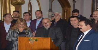 Kilisede 'Kudüs' Açıklaması