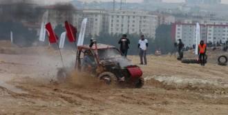 Kilis'te 2'nci Off-Road Yarışları Yapıldı
