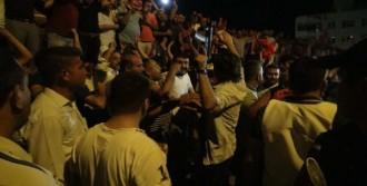 Kilis'te Darbe Girişimi Protesto Edildi