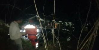 Kına Konvoyunda Kaza: 1 Ölü, 7 Yaralı