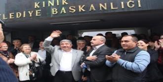 Kınık CHP'de İstifa Depremi