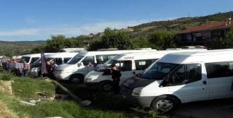 Kiraz'da Taşımalı Eğitimde Toplu Servis İhalesi Tepkisi
