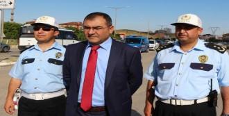 Kırıkkale'de Bayram Trafiği Yoğunluğu
