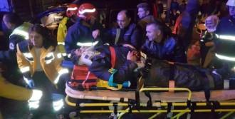 Sakarya'da Feci Kaza: 1 Ölü 3 Yaralı