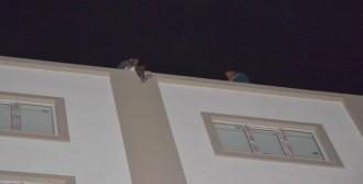 2'nci Kez Aynı Çatıda İntihara Kalkıştı