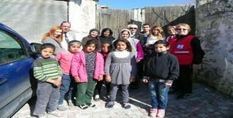Kızılay'dan 65 Aileye Kurban Eti