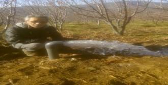 Kızılca Mahallesi Sulama Suyuna Kavuştu