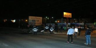 Kızıltepe'de Trafik Kazası