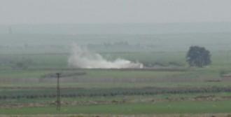 IŞİD Hem Havadan Hem Karadan Vuruluyor