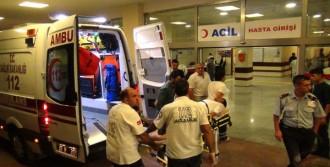 Mayın Patladı, 8 Çocuk Yaralandı