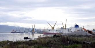 Derince Limanı'na Dolgu Tepkisi