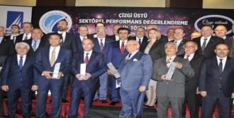 Sektörel Performans Ödülleri Sahiplerini Buldu