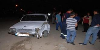 Festival Dönüşü Kaza: 8 Yaralı