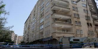 10 Katlı Bina Boşaltıldı