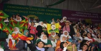 Kongrede Öcalan'ın Mesajı Okundu