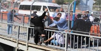 Polis İntiharı Önledi