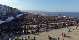Kordon'da Boyoz Festivali Yapıldı