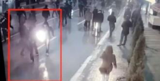Saldırının Görüntüleri Yayınlandı