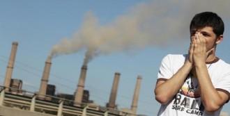 Kosova'da Hava Kirliliği Ölüm Saçıyor