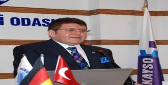 KTO Başkanı'ndan 'Haber Verilmedi' Tepkisi