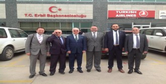 KTO Heyeti Erbil'den Memnun Döndü